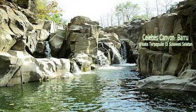 Celebes Canyon Barru