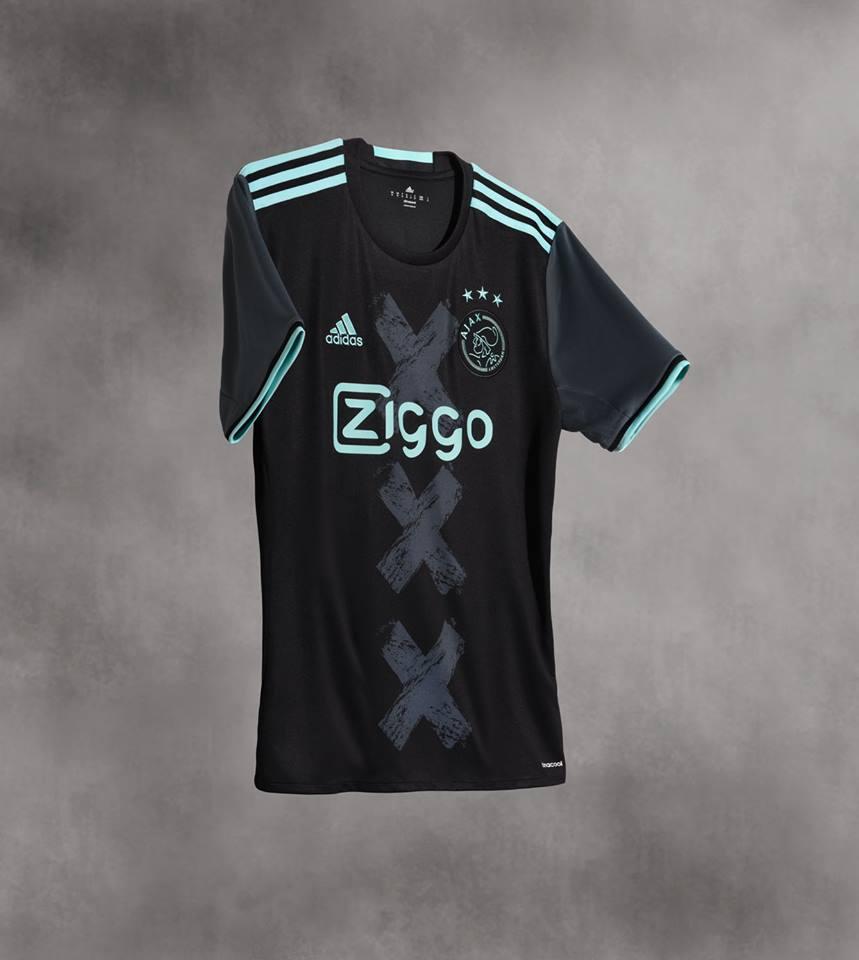 b849f0a878 Adidas kit away Ajax 16/17. Amsterdam sulla pelle ...xxx | I COLORI ...