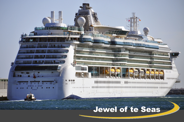 JEWEL OF THE SEAS - DATOS TÉCNICOS