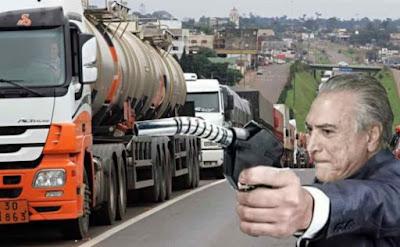 """""""A culpa é da greve dos caminhoneiros"""" é a fake news do momento"""