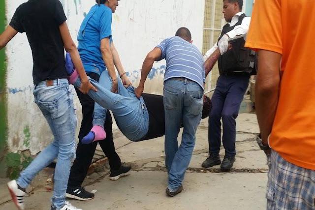 Lo mataron con varios tiros en la cabeza en La Isabelica