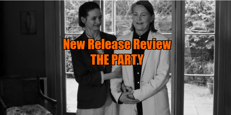 the party sally potter review