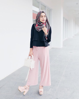 Macam macam Fashion Hijab Simple