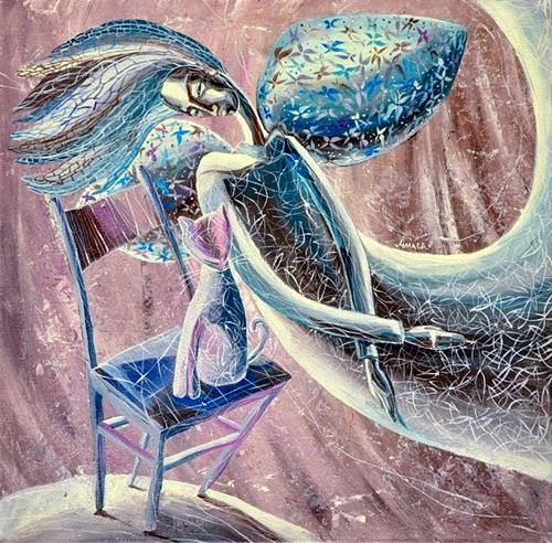 Il fantastico mondo della pittura Marina%2BCzajkowska%2B25