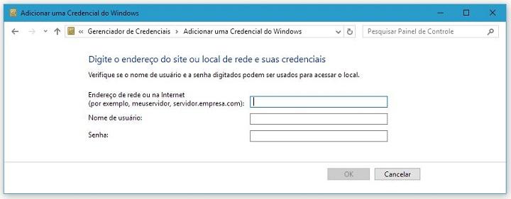 adicionar-credencial-gerenciador-de-credenciais-windows10x