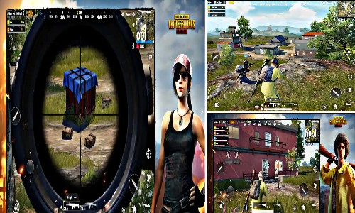 Main Game PUBG Mobile Bikin Greget