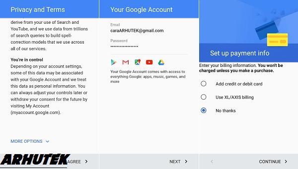 Cara Membuat Gmail Tanpa Nomor Hp Langsung di Android Anda