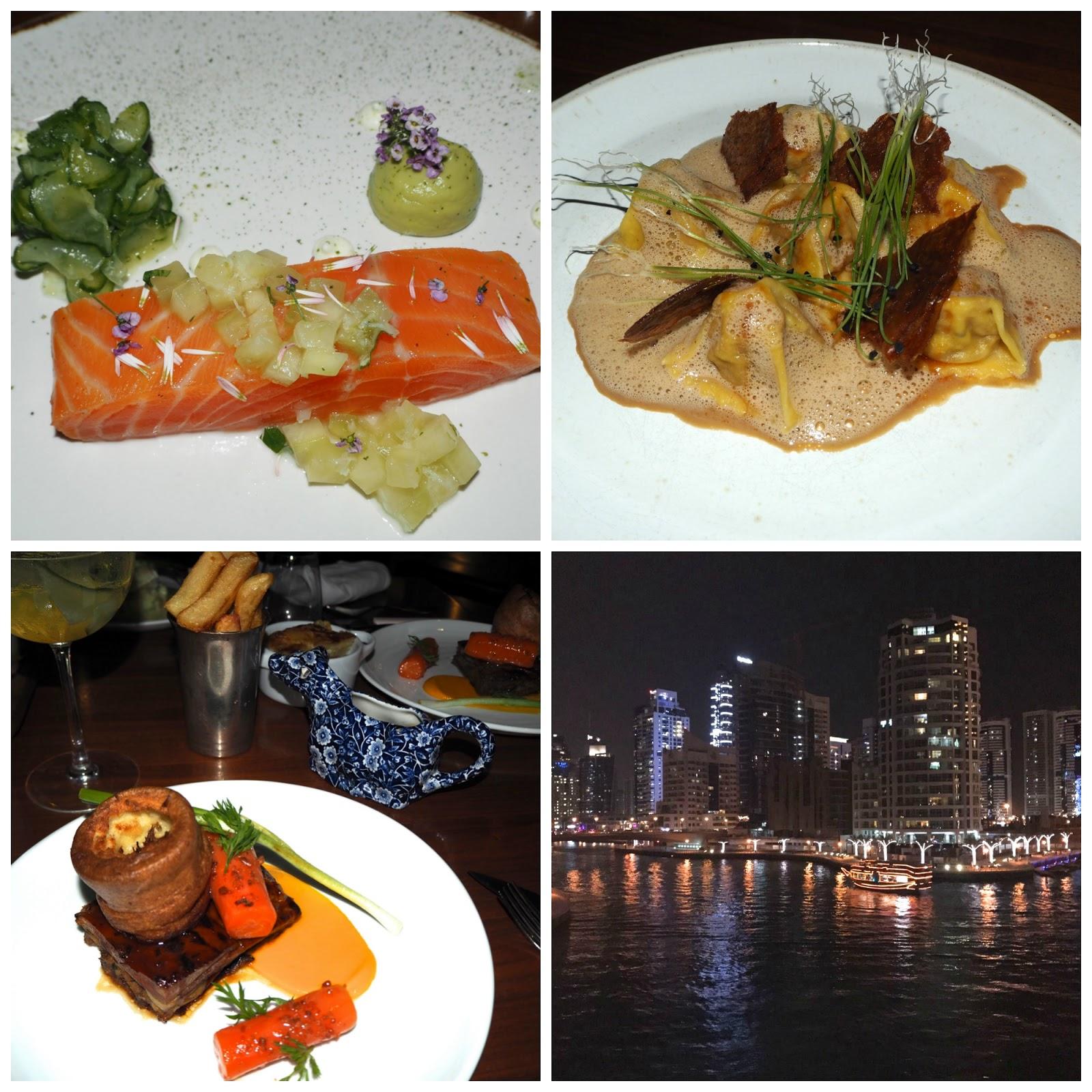 Marina Social restaurant Dubai