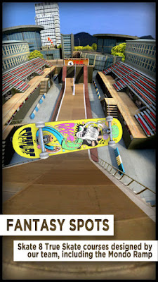 Download True Skate IPA For iOS Free For iPhone And iPad With A Direct Link.