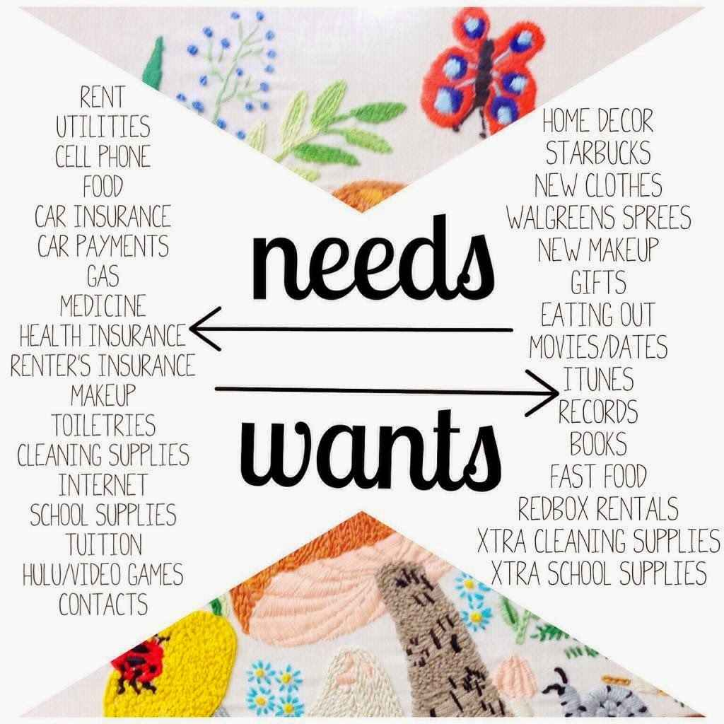 What are human needs
