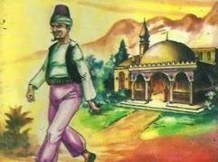 Kisah Abu Nawas Hadiah Bagi Tebakan Jitu