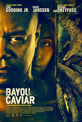Bayou Caviar Poster