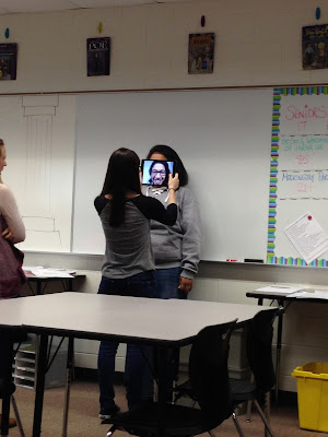 Using iPads for Video Parody Project