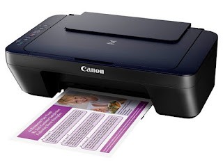 Canon PIXMA E461 Drivers Download