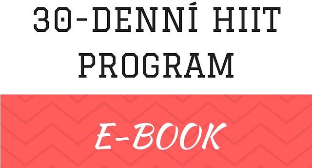 E-book 30-DENNÍ HIIT PROGRAM (zdarma)
