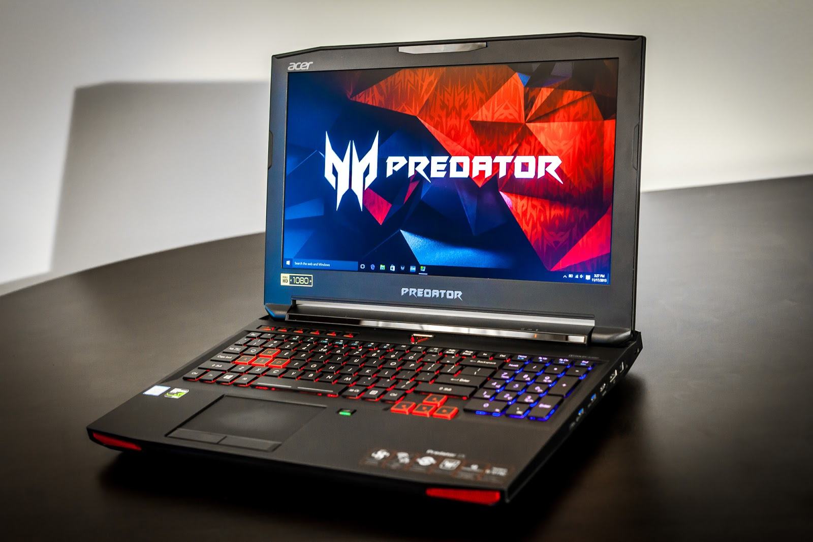 Techtimes Acer Predator 15 Gaming Laptop