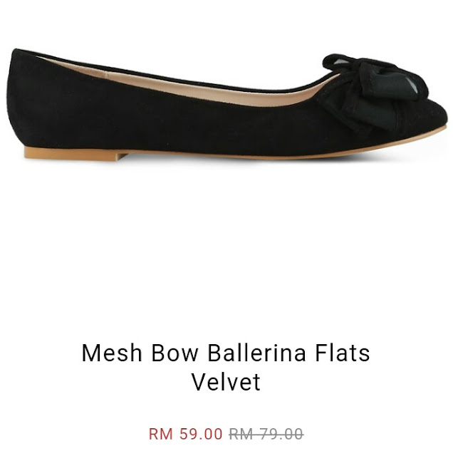 Mencari kasut women flats yang cantik, selesa dan  tahan lama dengan harga yang berpatutan? Zalora ada jawapannya.