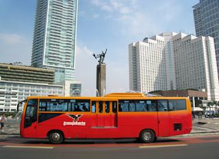 Rute Busway Transjakarta yang Jelas