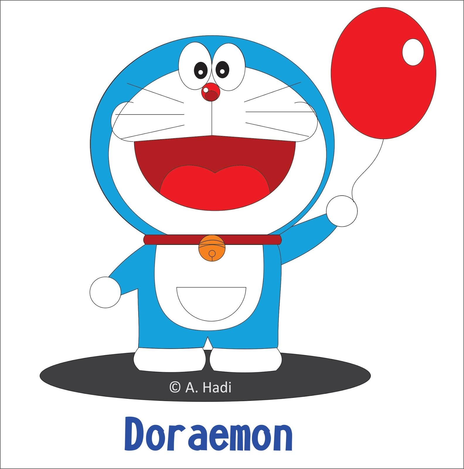 1.doraemon artwork