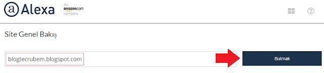 Alexa sıralaması