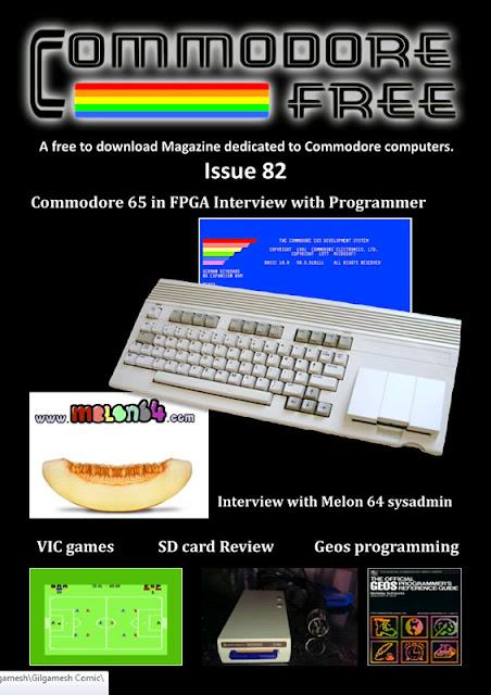 Commodore Free Magazine #082 (082)