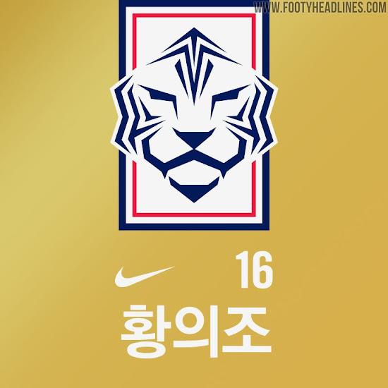 Sortie de la police du kit Nike Corée du Sud 2020  - Euro 2020