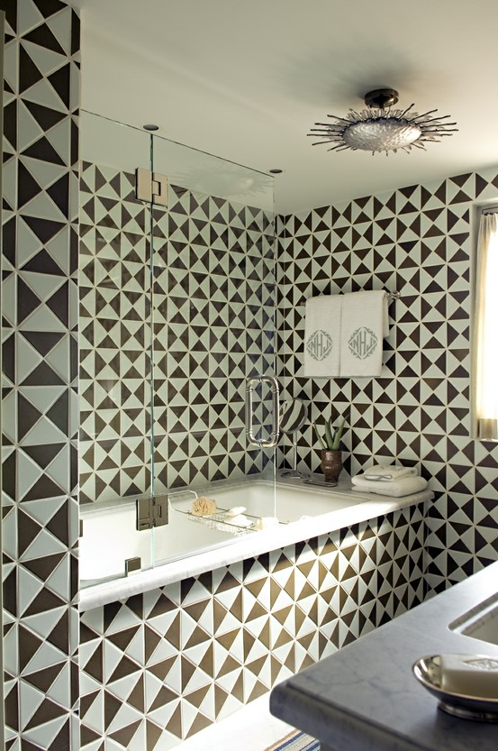 Playful Patterns Geometric Tiles Holtwood Hipster