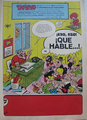 Ali Oli, Tio Vivo 2ª Extra Verano 1970