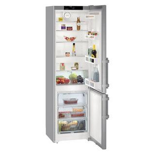 Разликата на цените на влияе ли на уредите - хладилник с фризер Liebherr