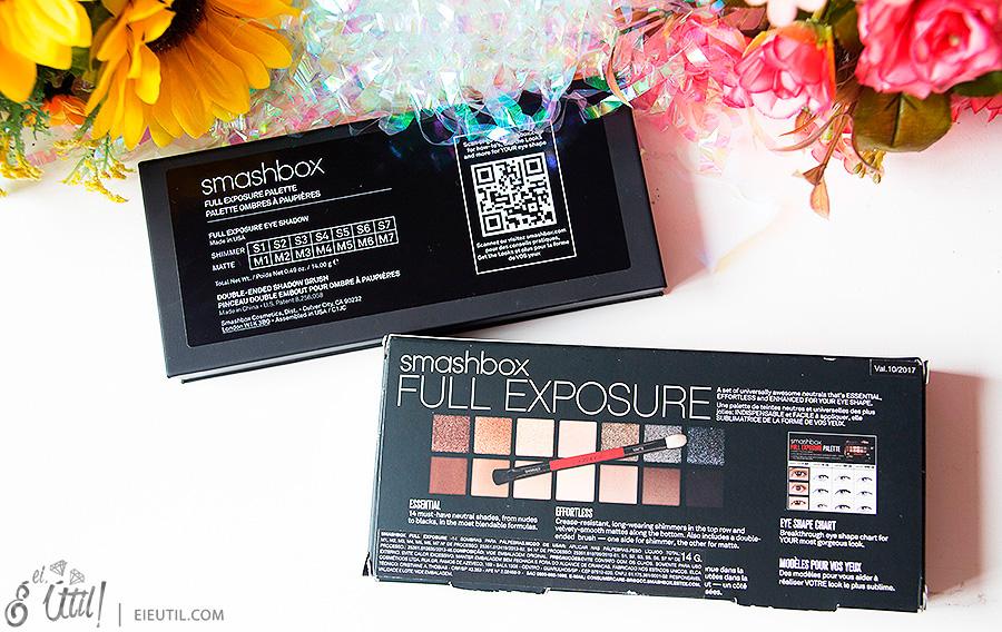Palette Double Exposure - Smashbox