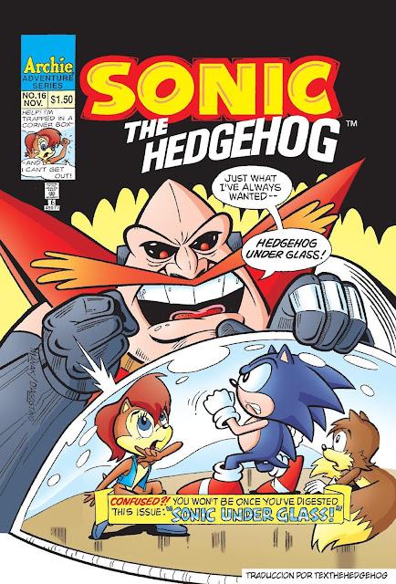 Comic de Sonic the Hedgehog Traduccido [SHT-Serie normal][Archie] - Página 2 01