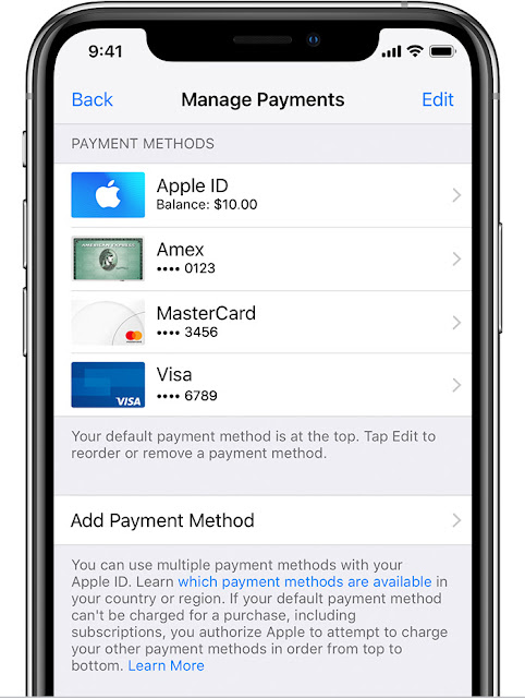 Apple Pay: Now Accepted For iTunes And App Store Purchases