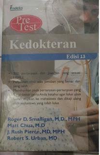 Buku Pre Test Kedokteran Edisi 13