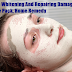Skin Whitening And Repairing Damage Skin Face Pack, Home Remedy