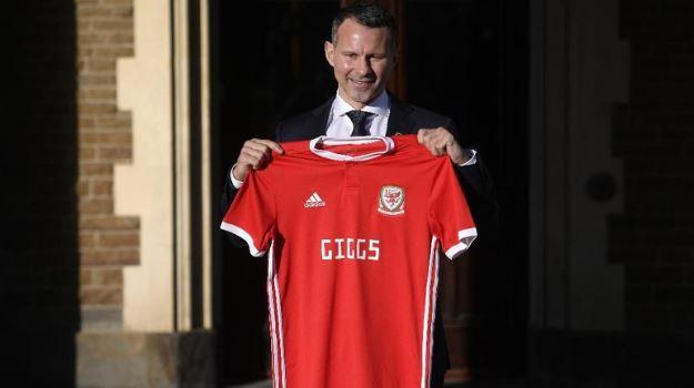 Ryan Giggs Resmi Menjabat Pelatih Timnas Wales