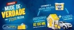 Mude Para Nova Manteiga Delícia 2019 e Concorra Prêmios
