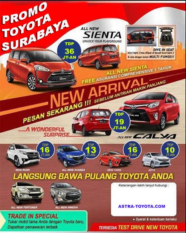 Promo Toyota Kenjeran Surabaya