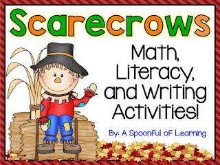 Scarecrows Week 1