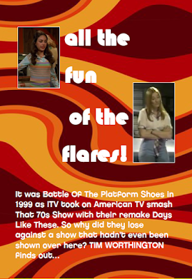 Feature on That 70s Show from The Camberwick Green Procrastination Society by Tim Worthington