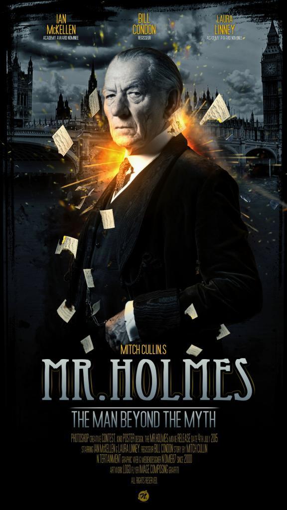 Mr. Holmes (2015) เชอร์ล็อค โฮล์มส์ [HD]