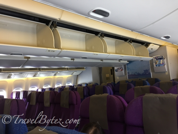Singapore Airlines Economy Review: Bangkok to Singapore