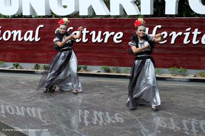 gadis cantik Petungkriyono menari