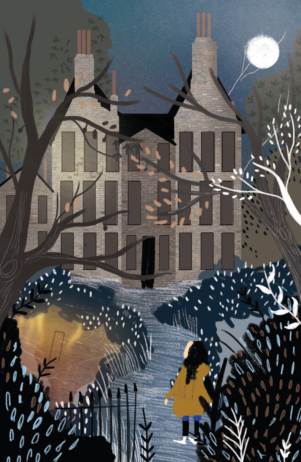 This Is The Second Progress Illustration Which Shows A Close Up Of The  House From The First Illustration This Is Similar Perspective To The Final  Book