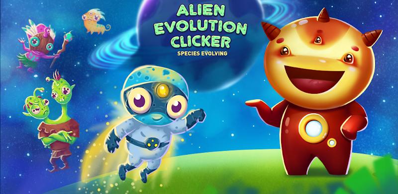 Alien Evolution Clicker: Species Evolving v1.0.11 Apk Mod