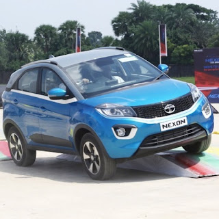Tata Motors rolls out an aggressive marketing activation for its 'LEVEL NEX' SUV – NEXON Skill Arena