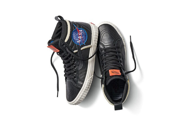 8e4360d515 Vans y NASA se juntan para Colección de Zapatos y Ropa Space Voyager ...
