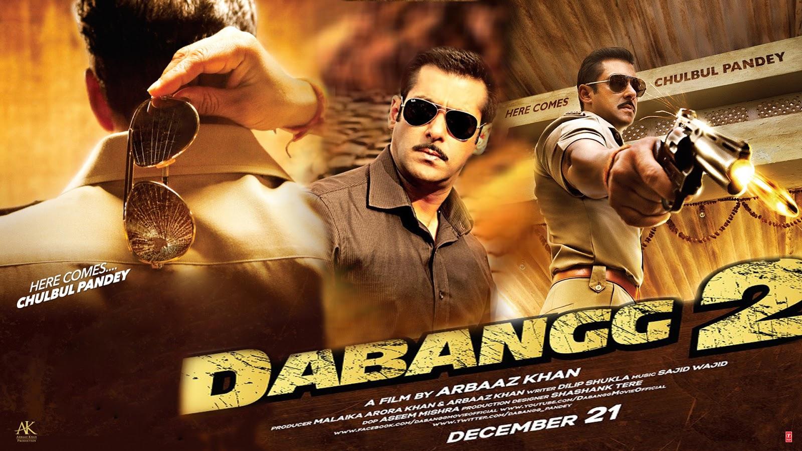 Dabangg 2 2012 Full HD Movie | Download Island Dabangg 2