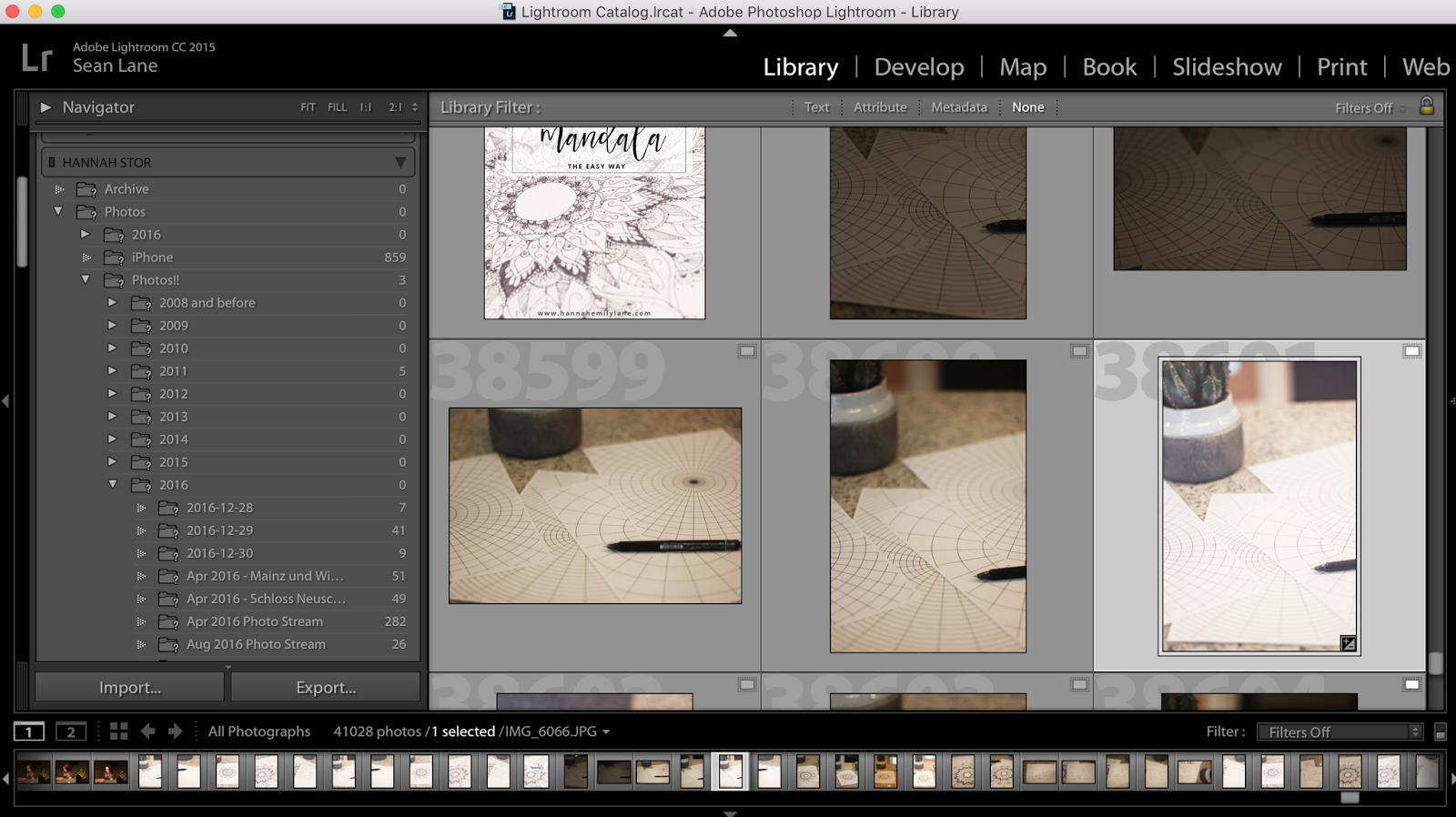 Why I switched from iPhotos/Photos to Lightroom | www.hannahemilylane.com