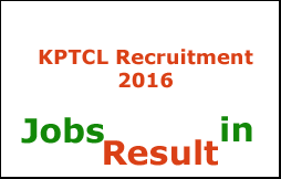 KPTCL JLM Recruitment 2016