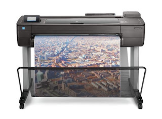 HP DesignJet T730 Drivers And Printer Review